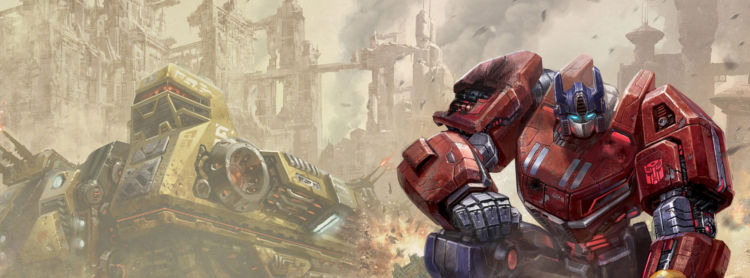 Transformers - FoC