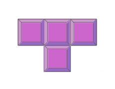 tetris kubbur