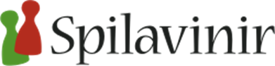 Spilavinir_logo