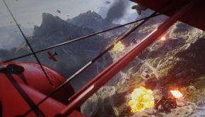 battlefield 1 airplane