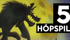 HOPSPIL