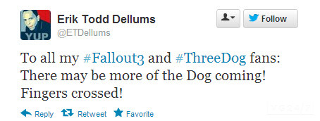 Three Dog Twitter