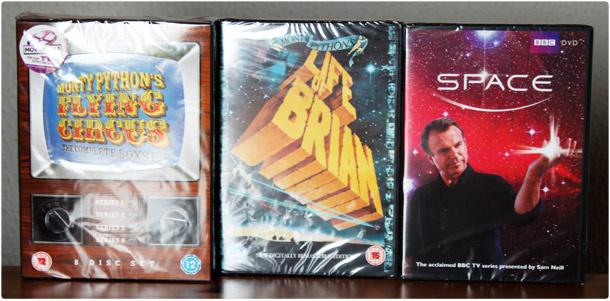 DVD spurningaleikur