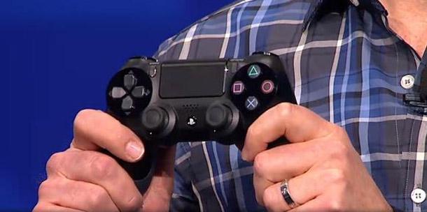 PS4 fjarstýring