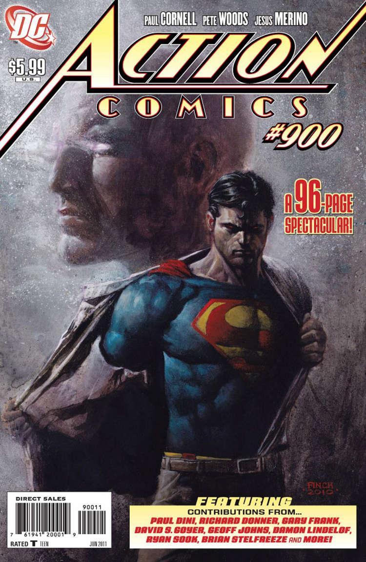 Superman - 2011 comic
