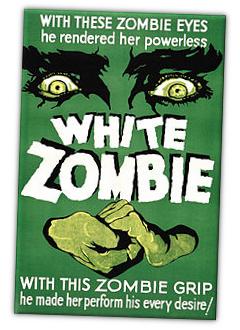White Zombie hulstur