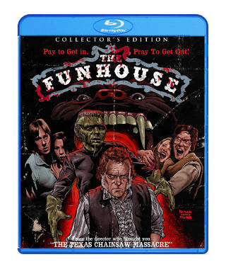 Funhouse Blu-ray