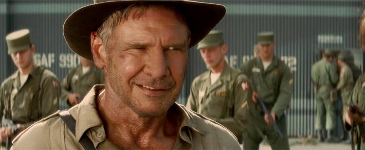 Indiana Jones - Crystal Skull