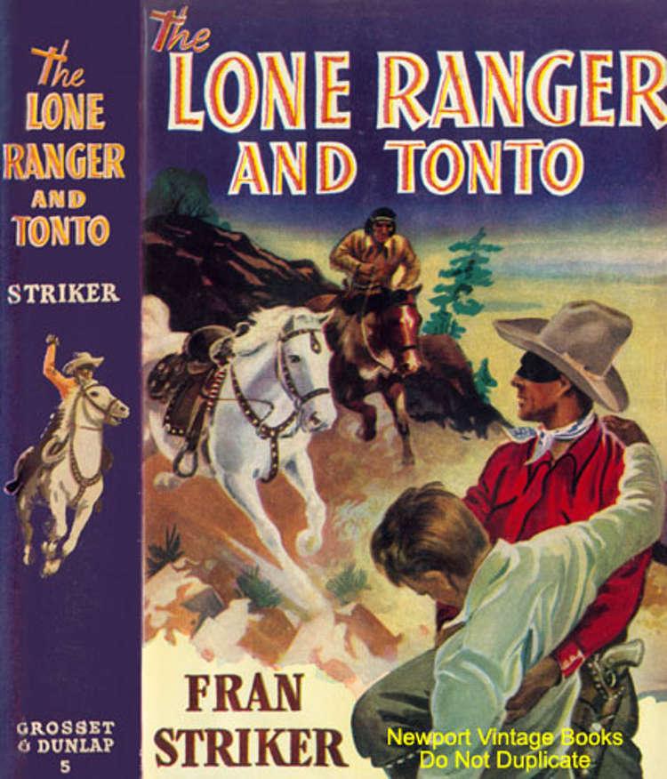 Lone Ranger - 01