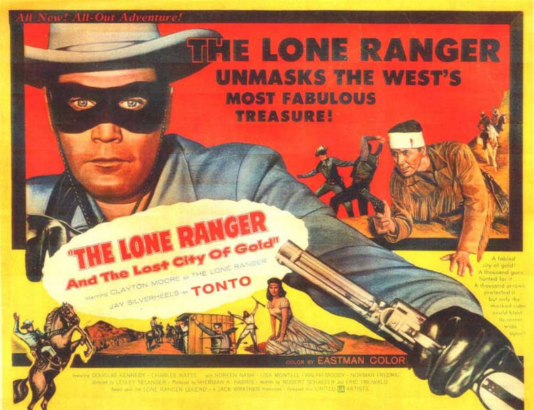 Lone Ranger - 04
