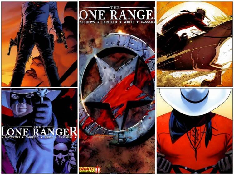 Lone Ranger - 07