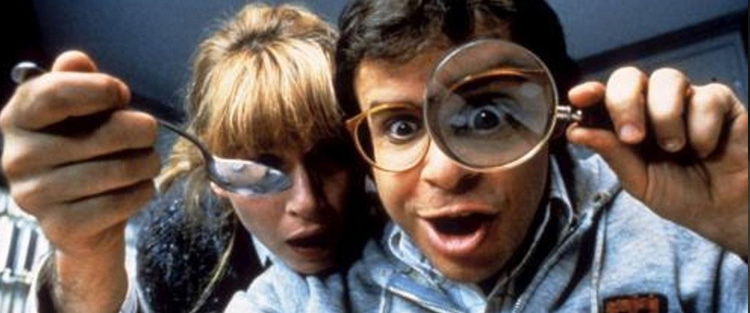 Rick Moranis - Honey I Shrunk the Kids