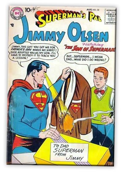 Jimmy Olsen - Silfuröldin