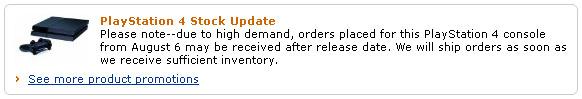 PS4 Amazon UK