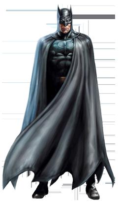 Batman-stendur