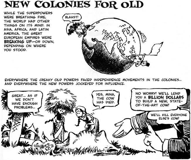 Gonick - Cartoon History
