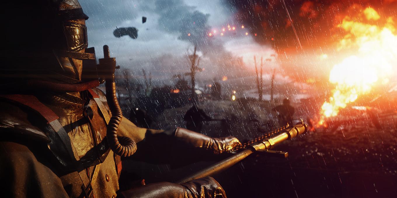 battlefield 1 flame
