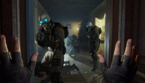 Half Life Alyx VR leikur